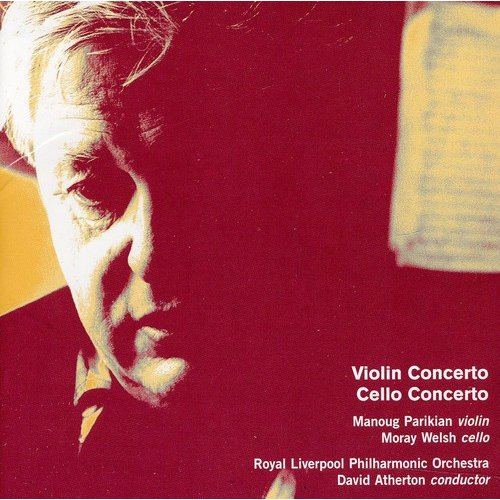 Concertos For Violin Cello & Orchestra