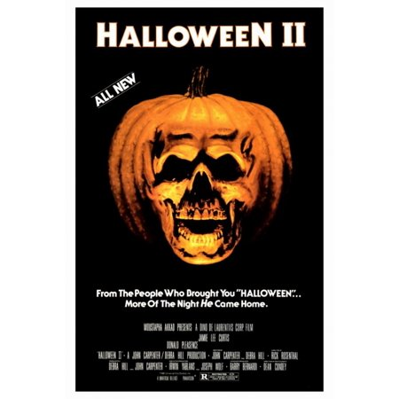 Halloween 2 The Nightmare Isnt Over Movie Poster Print (27 x - The Halloween Movie