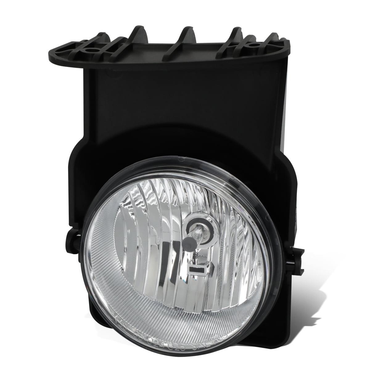 For 05-07 GMC Sierra Truck 1500 2500 3500 Classic Front Bumper Fog Light/Lamp Factory Style Left Side 06