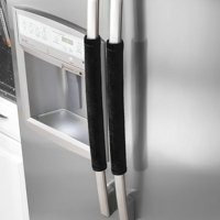 Outgeek 2PCS Kitchen Handle Cover Refrigerator Appliance Decor Appliance Handle Cover 15.7'' x 4.3''