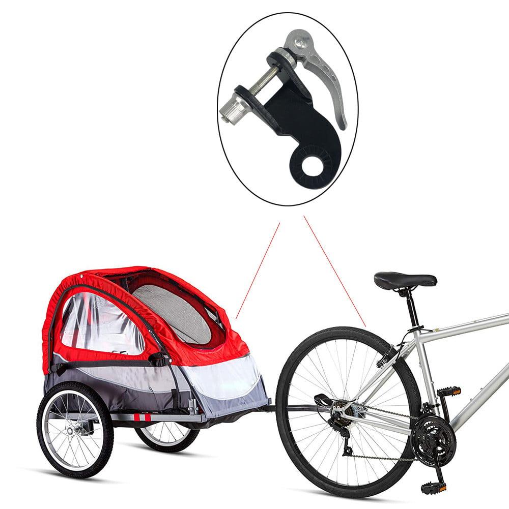 Steel Bicycle Bike Trailer Coupler Angled Elbow Tool Useful For Burley Trailers