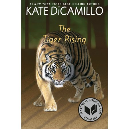 The Tiger Rising (Paperback)](Frosty The Tiger)