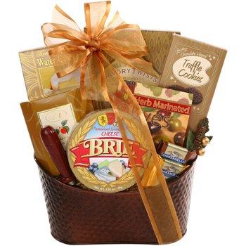 10-Pc Tis the Season Holiday Gift Basket