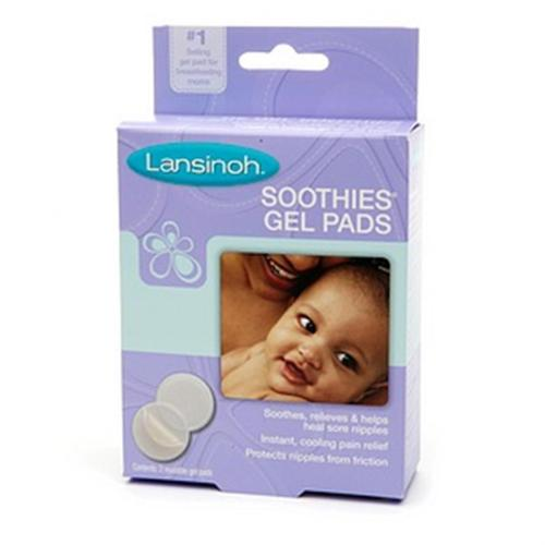 Lansinoh Soothies Gel Pads 2 ea (Pack of 3)