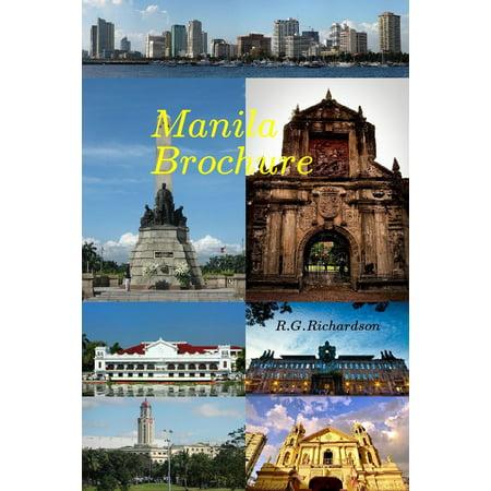 Manila Brochure - eBook