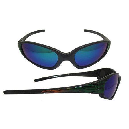 Designer Jewelry J736 Flame Designer (Womens Designer Sunglasses Sale)