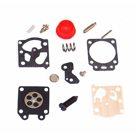 Weed Eater Repair >> Weed Eater Trimmer Carburetor Repair Gasket Kit 530069841