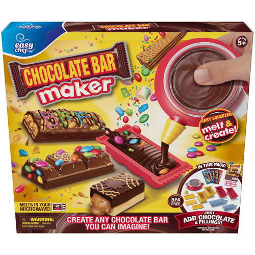 Chocolate Bar Maker
