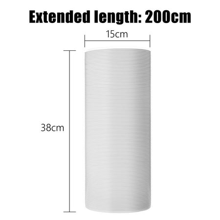 79 Inch 6 Quot Diameter Flexible Exhaust Hose Tube Universal
