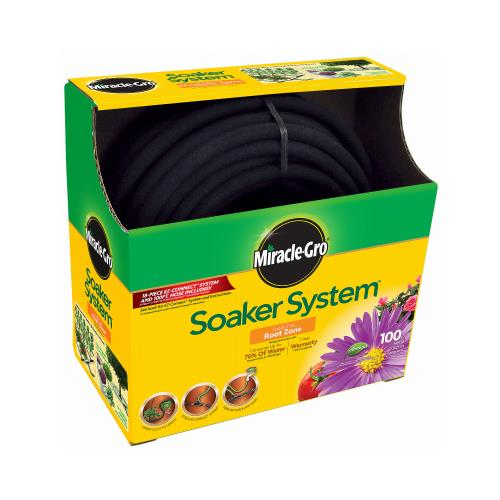 Swan Products MGSPAK38100 Soaker Hose, 3/8-In. x 100-Ft.