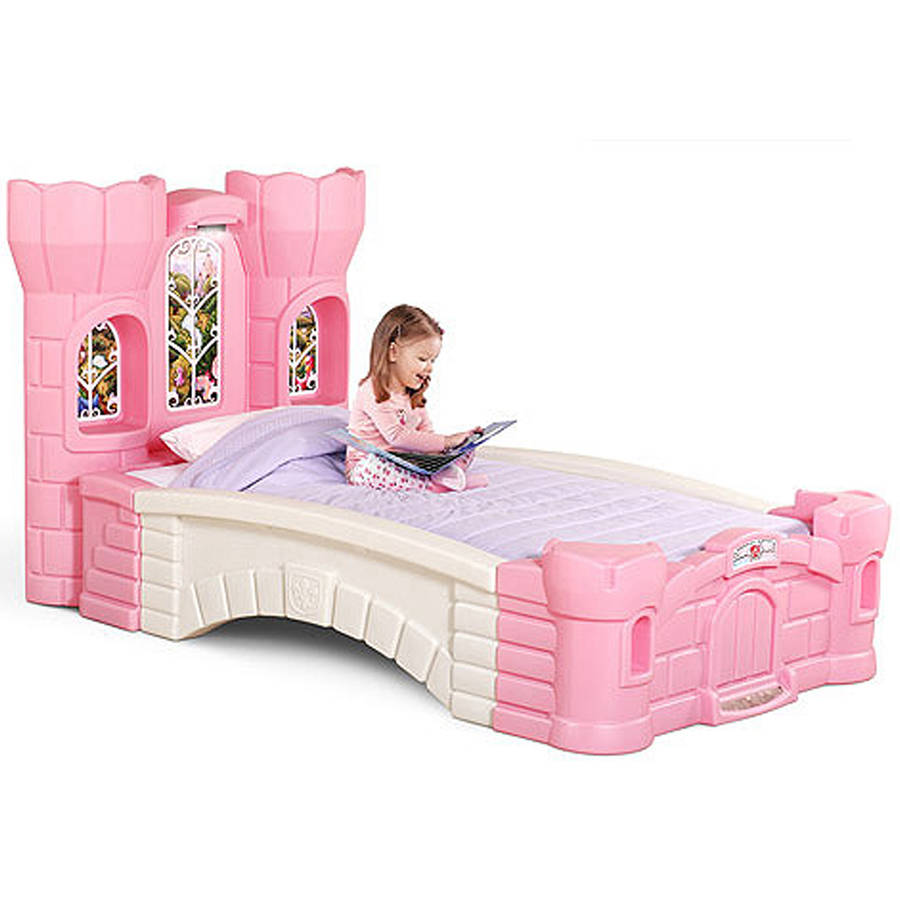 Step2 Princess Palace Twin Bed by The Step2 Company