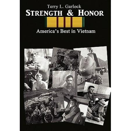 Strength & Honor : America's Best in Vietnam