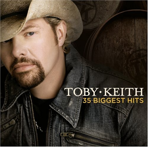 Toby Keith - 35 Biggest Hits (CD)