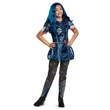 E J Johnson Halloween Costume (Evie Classic Isle Look)