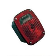 Peterson Mfg V445 6.63 In.Stop & Tail Light