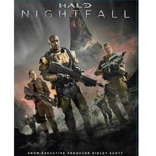 Halo: Nightfall (Blu-ray) (Widescreen)