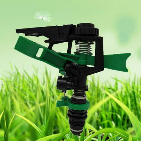 1/2inch Garden Sprinkler, 360 Degree Rotating Lawn Sprinkler with a Large Area of Coverage Adjustable - image 5 of 5