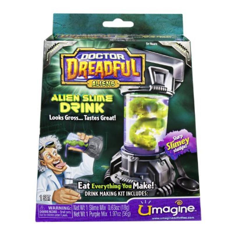 Doctor Dreadful - Alien Slime Drink