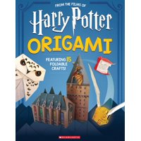 Harry Potter Origami Paperback