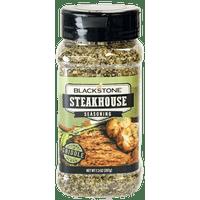 Blackstone Steakhouse Steak Seasoning, 7.3 oz  Great for Steak