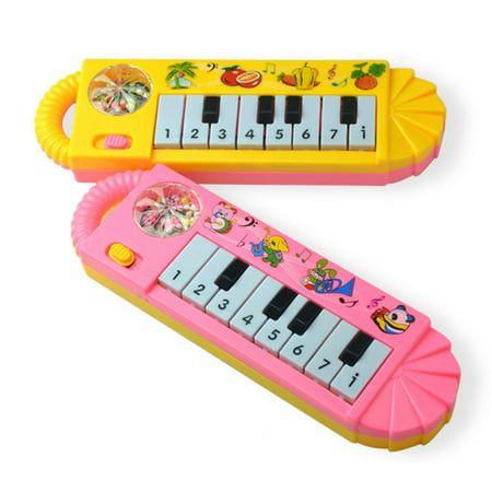 1 Pcs Useful Baby Kid Musical Instrument Popular Piano Music Developmental Cute Toy - Developmental Toys For Toddlers