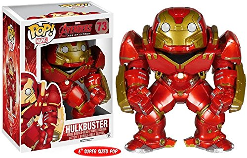 Funko Pop Marvel: Avengers 2 Hulkbuster Exclusive Vinyl Figure by Funko