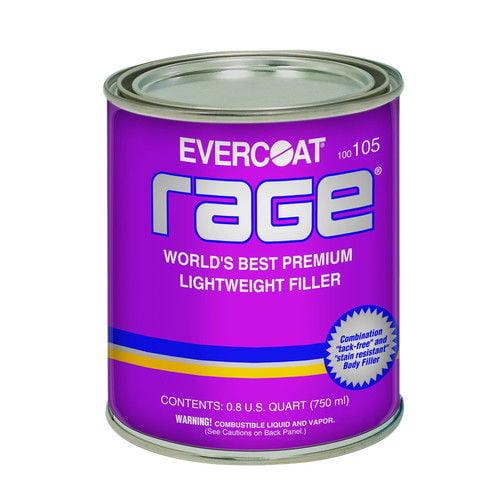 Fiberglass Evercoat Evercoat 105 Rage Premium Lightweight...