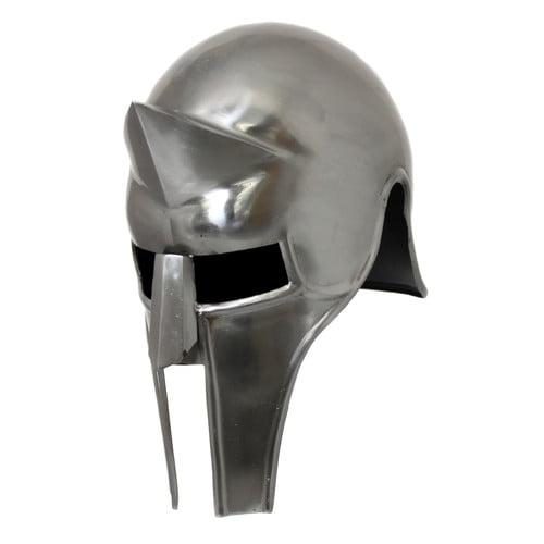 EC World Imports Antique Armor Gladiator Helmet by EC World Imports