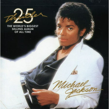 Thriller: 25th Anniversary Edition (CD) (Remaster)