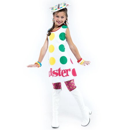 Twister Child Costume - Twister Mat Costume