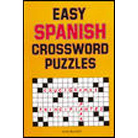 Easy Spanish Crossword Puzzles by