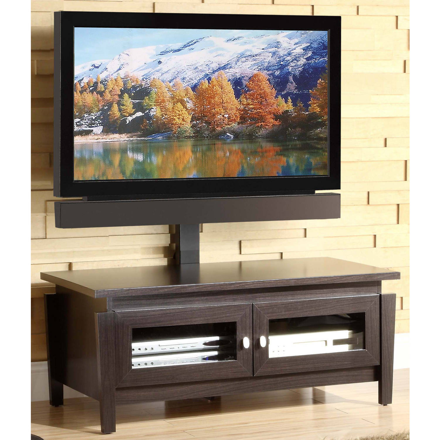 Whalen TV Stand with Swinging Mount, for TVs up to 50