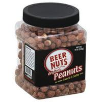 BEER NUTS Original Peanuts - Family Size Jar