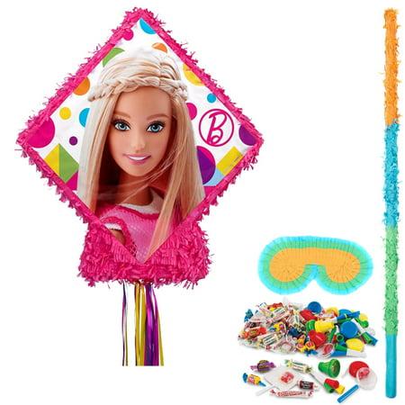 Barbie Pinata Kit - Barbie Pinata