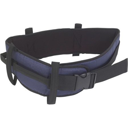 Drive Medical Lifestyle Padded Transfer Belt, Medium