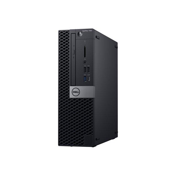 DELL OptiPlex WX066 7000 7060 Desktop Computer i5-8500 8GB 128GB SSD W10P