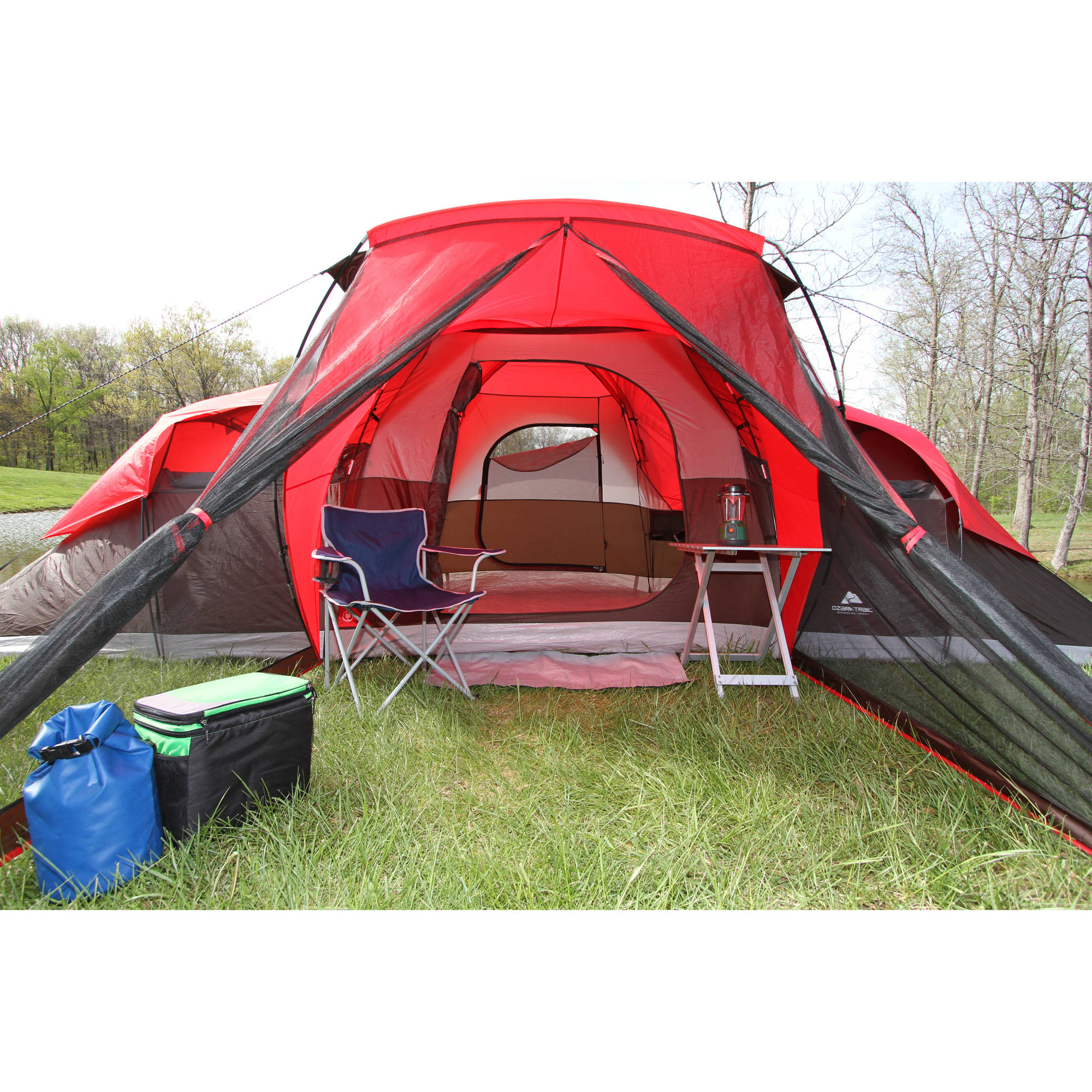 sc 1 st  Walmart : ozark trail tents 10 person - memphite.com