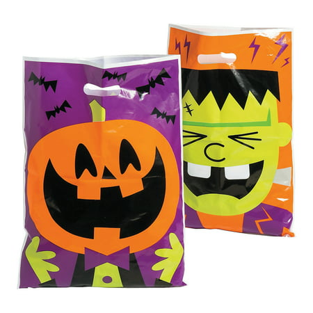 Halloween Character Trick-or-Treat Goody Bags - Halloween Goody Bags Uk