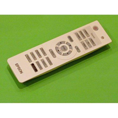 Epson Projector Remote Control: PowerLite Home 6100, 6500, 8100, 8350, 8500 8700 -  624100358