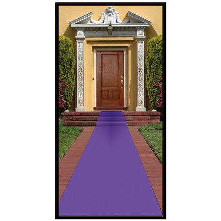 Shindigz Purple Aisle Runner - Cheap Aisle Runners