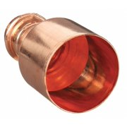 """Copper Reducer, FTG x Press Connection Type, 1-1/2"""" x 3/4"""" Tube Size"""