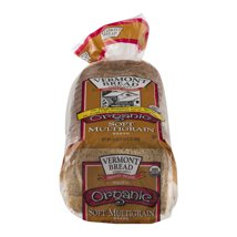 Packaged Bread: Vermont Bread Soft Multigrain