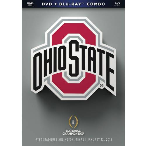 2015 BCS National Championship Game (Blu-ray + DVD) by Peace Arch