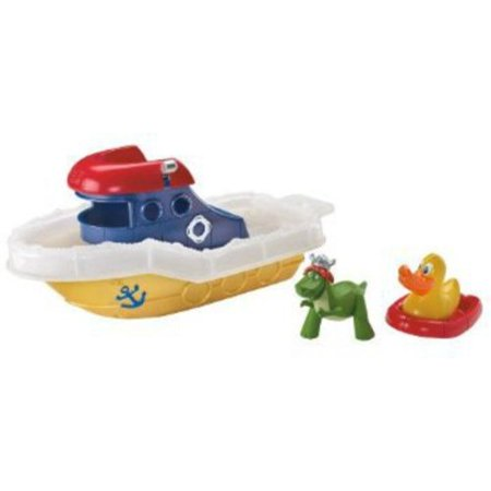 Toy Story Party-Saurus Boat Playset (Toy Story 2 Al The Toy Collector)