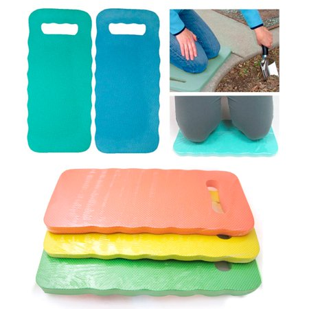 Foam Seat Pad - SET OF 3 KNEELING PAD CUSHION HOME GARDEN PROTECTS KNEE FOAM SEAT OUTDOOR NEW !!