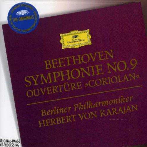 Symphony 9 / Coriolan Overture