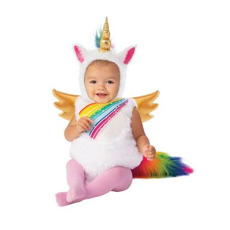 Halloween Baby Sleepsuit (Halloween Baby Unicorn Infant/Toddler)