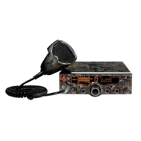 Cobra 29 LX 40 Channel 4 Color LCD Display CB Radio w/ Realtree Xtra Camo 29LX [Refurbished]