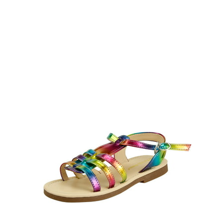 The Doll Maker Open Toe Strap Sandal-TD1621002A-8