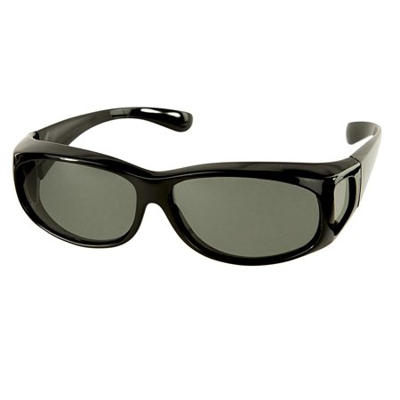 LensCovers Wear Over Polarized Sunglasses - Extra (Boys Polarized Sunglasses)